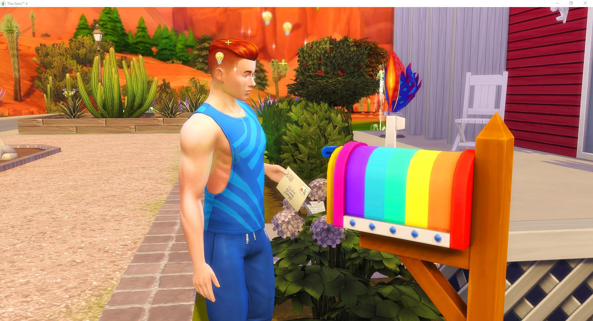 Masterful Sims: The Grump