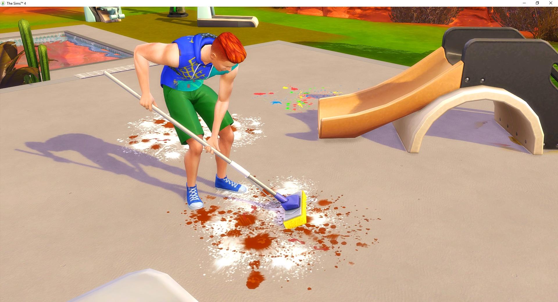 Masterful Sims: Toddler Goals