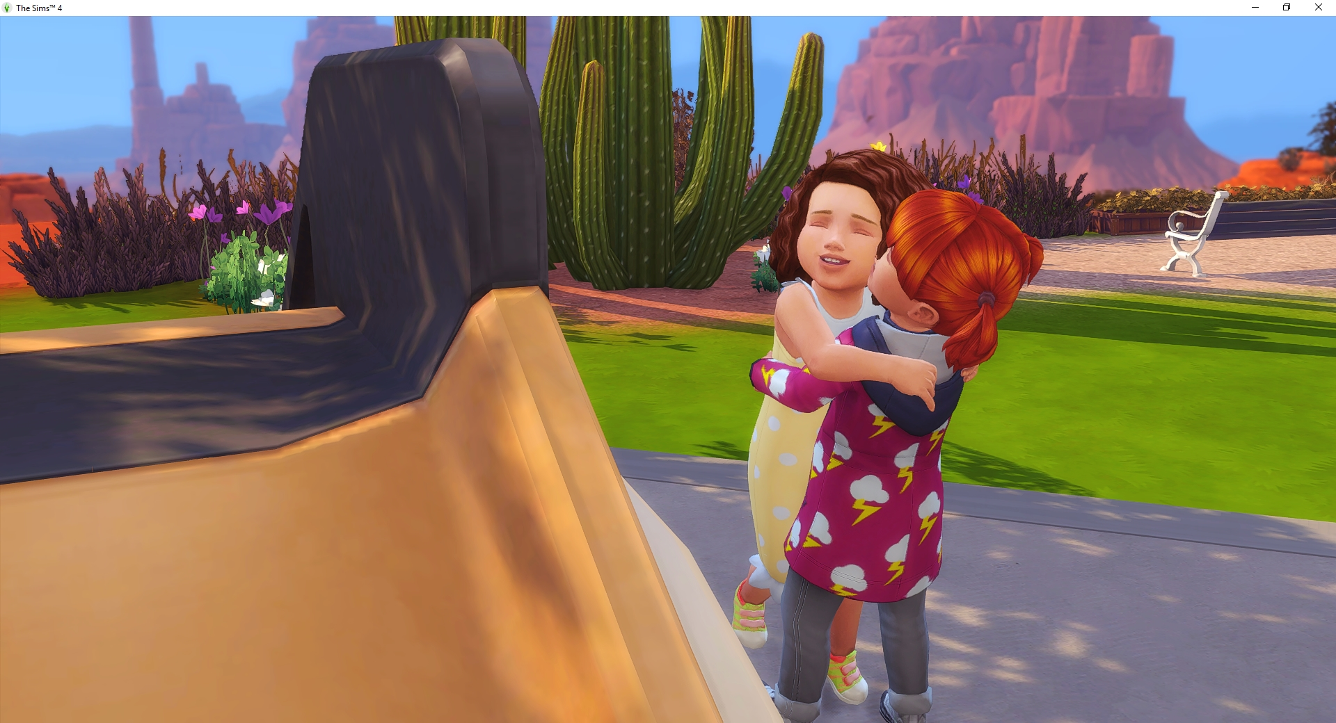 Masterful Sims: Still More Toddlers